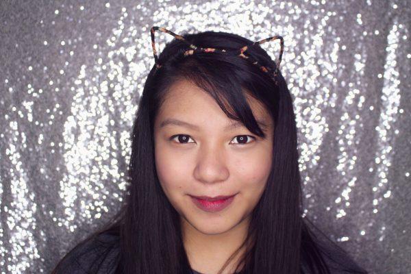 Current Makeup Routine Final look - Aika Neko